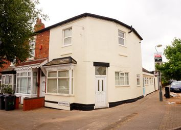 Thumbnail 2 bed flat to rent in Newcombe Road, Handsworth, Birmingham