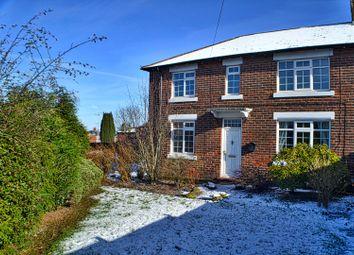 Thumbnail 3 bed semi-detached house for sale in Shepherd Street, Stoke-On-Trent