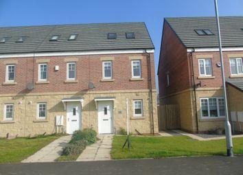 Thumbnail 3 bedroom town house for sale in Klondyke Walk, Blaydon-On-Tyne