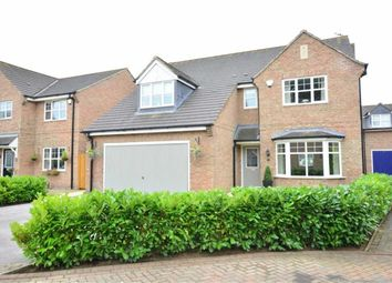 Thumbnail 5 bedroom detached house for sale in Chapel Close, Howden, Goole