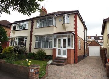 Thumbnail 3 bed semi-detached house for sale in Dulverton Road, Selsdon, South Croydon