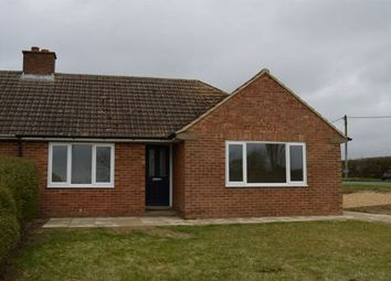 Thumbnail 2 bed semi-detached bungalow for sale in Hinwick Road, Wollaston, Northampton