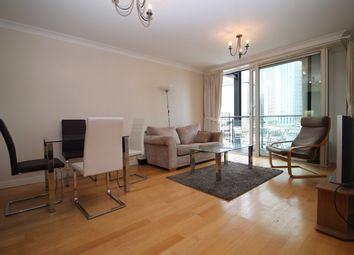 Thumbnail 2 bed flat to rent in Boardwalk Place, Canary Wharf, London