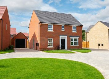"""Thumbnail 4 bed detached house for sale in """"Bradgate"""" at Main Road, Earls Barton, Northampton"""