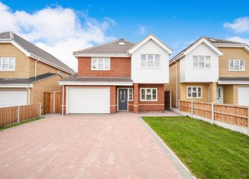 Thumbnail 6 bed detached house for sale in Sandown Nurseries, Sandown Road, Orsett, Grays
