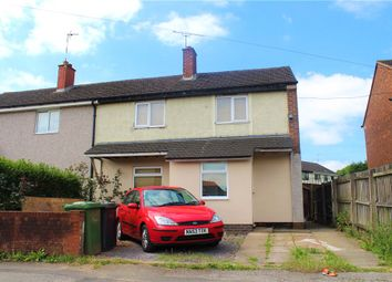Thumbnail 4 bed semi-detached house for sale in Newcomen Road, Bedworth, Warwickshire