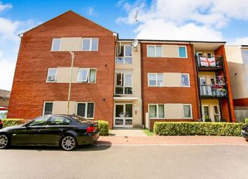 Thumbnail 1 bed flat for sale in Hever Gardens, Ashford