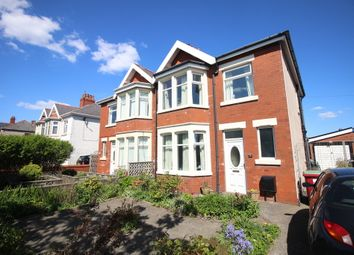 Thumbnail 3 bed semi-detached house for sale in Devonshire Road, Bispham, Blackpool