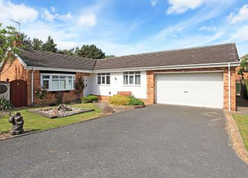Thumbnail 4 bedroom bungalow for sale in Longford Rise, Wellington, Telford