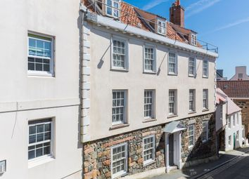 Thumbnail 9 bedroom terraced house for sale in 9 Berthelot Street, St. Peter Port, Guernsey