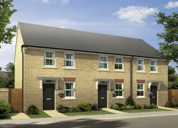 "Thumbnail 2 bedroom terraced house for sale in ""Winton"" at Fen Street, Brooklands, Milton Keynes"