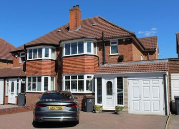 Thumbnail 3 bed semi-detached house for sale in Queens Road, Yardley, Birmingham