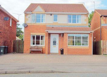 Thumbnail 4 bed detached house for sale in Robert Westall Way, Royal Quays, North Shields