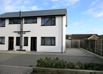 Thumbnail 2 bed semi-detached house for sale in Prime View Victoria Road, Littlestone, New Romney, Kent