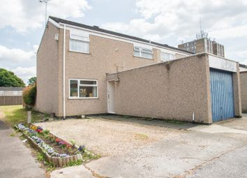 Thumbnail 3 bed end terrace house for sale in Coverley Close, Great Warley, Brentwood