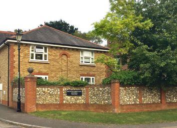 Thumbnail 1 bed flat for sale in Bennetts Farm Place, Little Bookham, Surrey