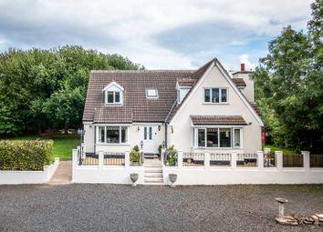 Thumbnail 4 bed detached bungalow for sale in Knapp Lane, Alvington, Lydney