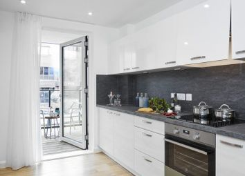 Thumbnail 3 bed flat for sale in Plot 49 & 54, Trinity Square, High Road, Finchley, London