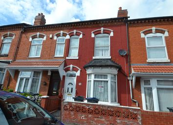 3 bed terraced house for sale in Passey Road, Moseley, Birmingham B13