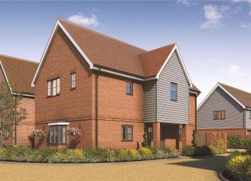 Thumbnail 4 bed detached house for sale in Orchard Gardens, Melbourn