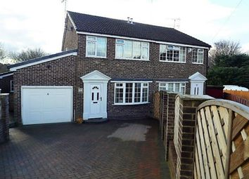 Thumbnail 3 bed semi-detached house for sale in South View Crescent, Yeadon, Leeds