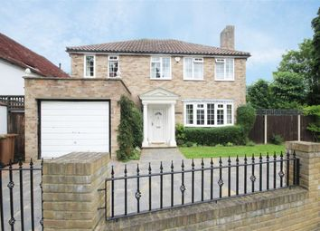 Thumbnail 4 bed detached house for sale in The Pennards, Sunbury-On-Thames