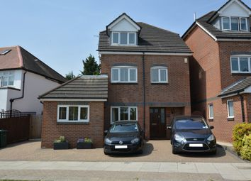 Thumbnail 6 bed detached house for sale in Cranley Terrace, Holders Hill Drive, London