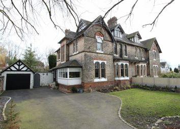 Thumbnail 5 bed detached house for sale in Park Avenue, Wolstanton, Newcastle-Under-Lyme