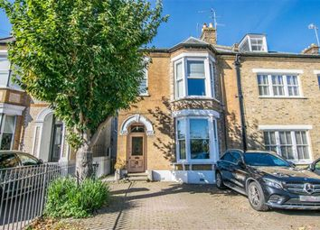 Thumbnail 4 bed semi-detached house for sale in Queens Road, Hertford, Herts