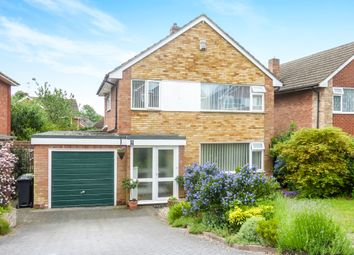 Thumbnail 3 bed detached house for sale in Russell Close, Holmer, Hereford