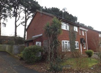 Thumbnail 1 bedroom end terrace house for sale in West End, Southampton, Hampshire