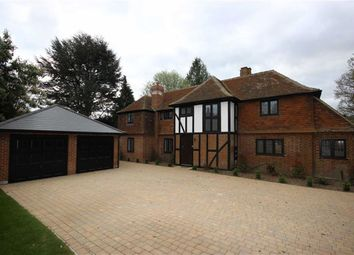 Thumbnail 5 bed property for sale in Green Lane Close, Harpenden, Hertfordshire