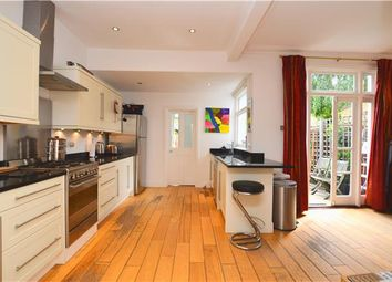Thumbnail 4 bed terraced house to rent in Lavenham Road, London
