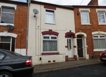 Thumbnail 3 bed terraced house for sale in Baker Street, Semilong, Northampton