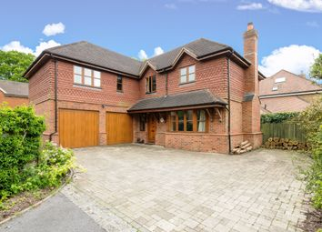 Thumbnail 5 bed detached house to rent in Arundel Close, Passfield, Liphook, Hampshire