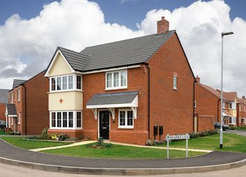 """Thumbnail 4 bed detached house for sale in """"The Canterbury"""" at Stafford Road, Eccleshall, Stafford"""
