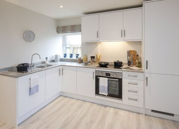 Thumbnail 1 bed flat for sale in One Harbour Reach, Serbert Road, Portishead, Bristol