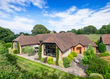 Thumbnail 4 bed detached house for sale in River, Near Petworth, West Sussex