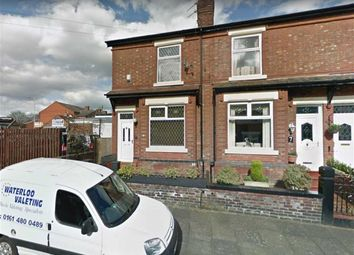 Thumbnail 2 bedroom end terrace house for sale in Jowett Street, South Reddish, Stockport