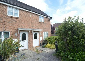 Thumbnail 2 bed end terrace house for sale in Angus Close, Winnersh
