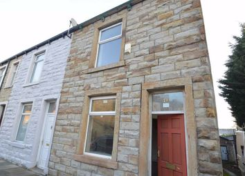 Thumbnail 3 bedroom end terrace house to rent in Thompson Street, Padiham, Burnley