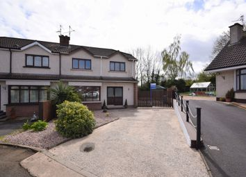 Thumbnail 3 bed semi-detached house for sale in Cluntoe View, Ardboe, Dungannon
