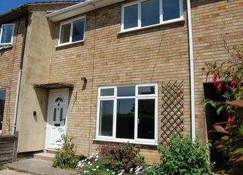 Thumbnail 3 bed town house for sale in Bowhill Way, Thurnby Lodge, Leicester