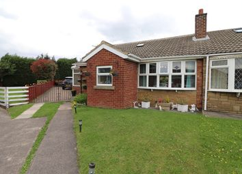 Thumbnail 2 bed bungalow for sale in Wharfedale Rise, Tingley, Wakefield