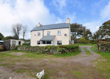 Thumbnail 4 bed detached house for sale in Mary Tavy, Tavistock