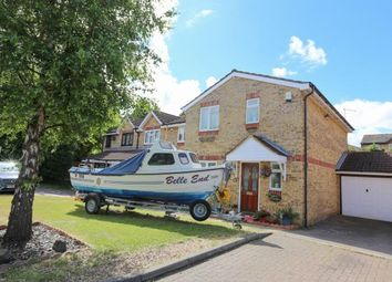 Thumbnail 3 bed detached house for sale in Peppercorn Walk, Hitchin, Hertfordshire