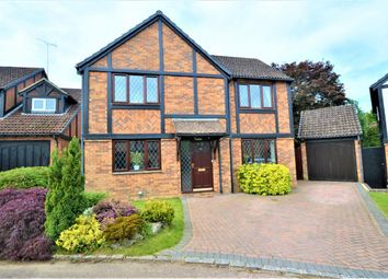 Thumbnail 4 bed detached house for sale in Sheridan Way, Wokingham