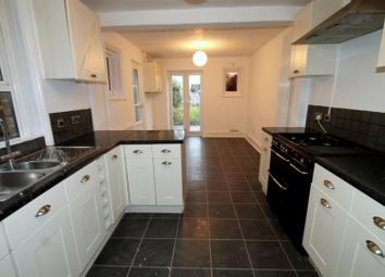 Thumbnail 3 bedroom terraced house to rent in Queen Street, Broadwater, Worthing