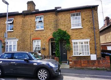 2 bed end terrace house for sale in Haycroft Road, Surbiton KT6
