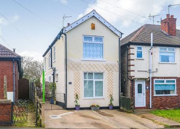 Thumbnail 4 bed detached house for sale in Rufford Avenue, New Ollerton, Newark